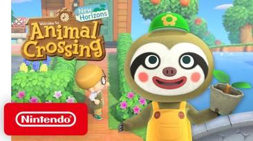 Nintendo раскрыли детали новых обновлений Animal Crossing: New Horizons!