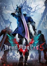 Обложка игры Devil May Cry 5