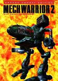 Обложка игры MechWarrior 2: 31st Century Combat