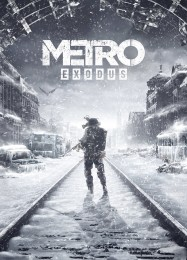 Обложка игры Metro Exodus