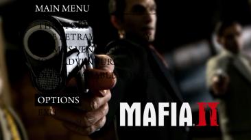 """Mafia 2 """"Новое меню(New Menu)"""""""