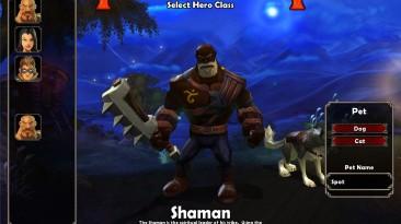 "Torchlight ""Shaman WoW """