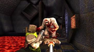 Ремастер Quake получил большое обновление, расширяющее возможности ботов и поддержку модов
