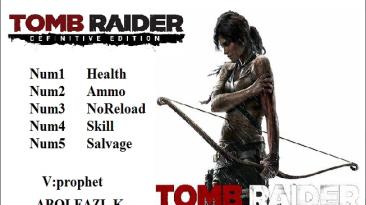 Tomb Raider (2013) ~ Game of the Year Edition: Трейнер/Trainer (+5) [1.0] {Abolfazl.k}