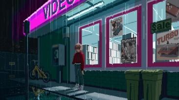 На PS4 выйдет игра 198X, совмещающая популярнейшие олдскульные жанры