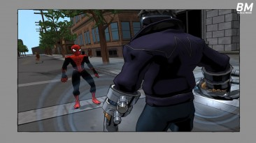 "Ultimate Spider-Man ""Far From Home Suit by Spidey Bugle"""