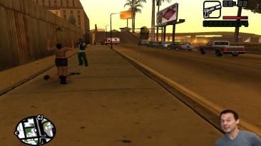"""Grand Theft Auto: San Andreas """"Toasty Headshot """""""