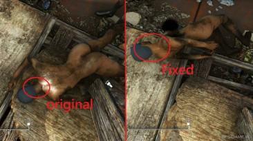 "Fallout 4 ""Фикс шеи тел НПС для CBBE"""