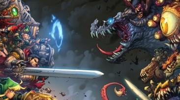 Стильная ролевая игра Battle Chasers: Nightwar выйдет на Nintendo Switch 15 мая 2018 года