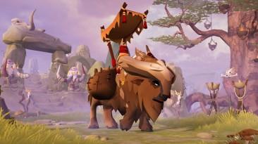 Albion Online: Туманный бизон уже в игре!