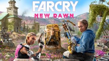 CODEX атакует снова - перевзломана Far Cry: New Dawn