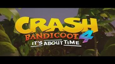 """Crash Bandicoot 4: It's About Time """"Фикс для ультрашироких мониторов"""""""