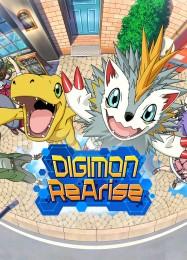Обложка игры Digimon ReArise