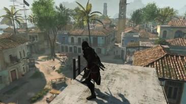 Забавные моменты из серии игр Assassin's Creed.