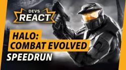 Разработчики оригинальной Halo реагируют на легендарный спидран