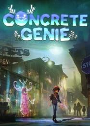 Обложка игры Concrete Genie