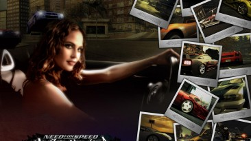 Need for Speed Most Wanted (2005) - тест APU