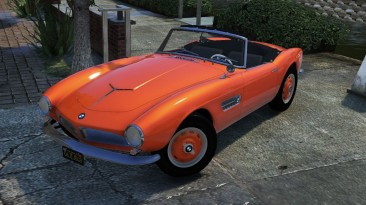 """Grand Theft Auto 5 """"BMW 507 '59 [Add-On 