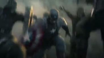 "Captain America: Super Soldier ""Пролог"""