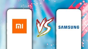 Xiaomi потихоньку вытесняет Samsung с российского рынка смартфонов