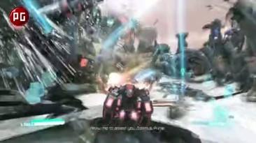 Видеообзор - Transformers: Fall of Cybertron