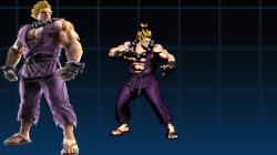 """Ultimate Marvel vs. Capcom 3 """"Акума Tekken Mobile Palette 2"""""""