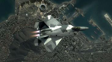 Tom Clancy's H.A.W.X. 2 приземлилась в России