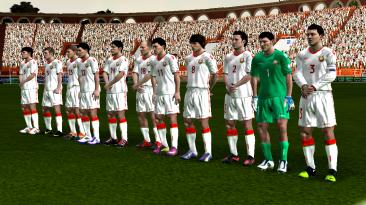"""FIFA 10 """"Обновление некоторых команд 2019, часть 2"""""""