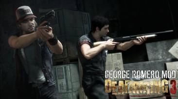 "Dead Rising 3 ""GEORGE ROMERO ZOMBIE MOD"""