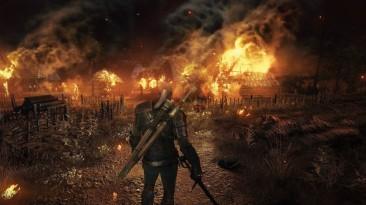 """Настоящий огонь - мод для """"Ведьмака 3"""" улучшает систему освещения и тени в игре"""