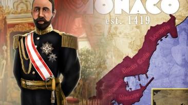 "Sid Meier's Civilization 5 ""Монако во главе с Альбертом I (Перевод на русский)"""