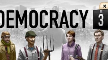 Democracy 3: Трейнер/Trainer (+3) [1.34] {MrAntiFun}