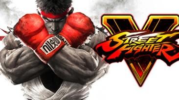 Street Fighter 5: Трейнер/Trainer (+12) [1.0 - 2.0] {FLiNG}