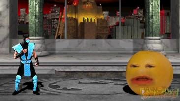 Надоедливый апельсин против игры : mortal kombat #2