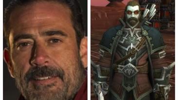 """Фанаты World of Warcraft предложили актера из """"Ходячих мертвецов"""" на роль Натаноса"""