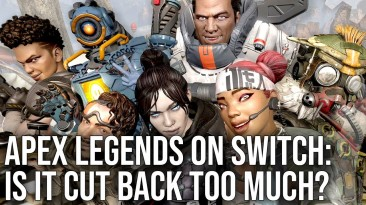 Технический анализ Switch-версии Apex Legends от Digital Foundry