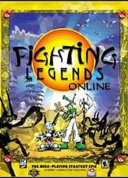 Обложка игры Fighting Legends