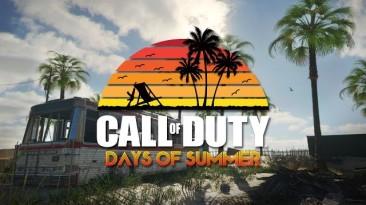 """В Call of Duty стартует ивент """"Days of Summer"""""""