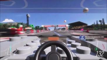 Эксклюзивный геймплей - Forza Horizon 4 LEGO Speed Champions