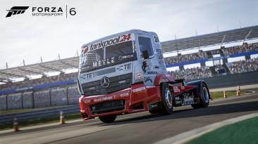В Forza Motorsport 6 появится грузовик