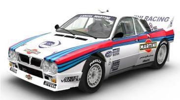 "Colin McRae Rally 04 ""Скин: Group B - Lancia 037 Martini (1983)"""