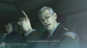 """Binary Domain """"Assassination Cut Scene"""" (ENG)"""