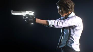 """Resident Evil 3 """"Jill Noir"""""""