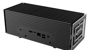 Корпус Akasa Turing A50 предназначен для сборки системы с пассивным охлаждением на одноплатном мини-ПК Asus PN50
