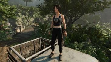 "Показан костюм ""Croft Fitness"" из полного издания Shadow of the Tomb Raider"