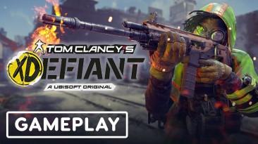 Стартовал первый этап ЗБТ Tom Clancy's XDefiant, IGN поделилась новым геймплеем
