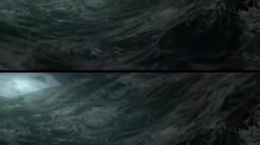 Warcraft 3 - Сравнение улучшенного вступление The Frozen Throne и оригинала