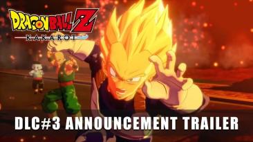 Этим летом выйдет третий DLC для Dragon Ball Z: Kakarot