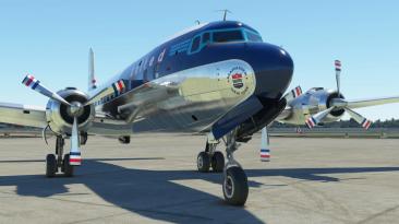 DC-6 от PMDG для Microsoft Flight Simulator выйдет в свет уже на этой неделе