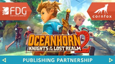 Oceanhorn 2: Knights of the Lost Realm выйдет на PS5, Xbox Series и ПК
